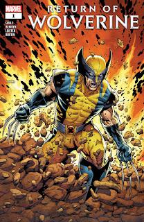 """Cómic: Lobezno consigue un nuevo poder en """"Return of Wolverine"""""""