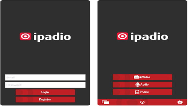 برامج تسجيل المكالمات للايفون _برنامج iPadio