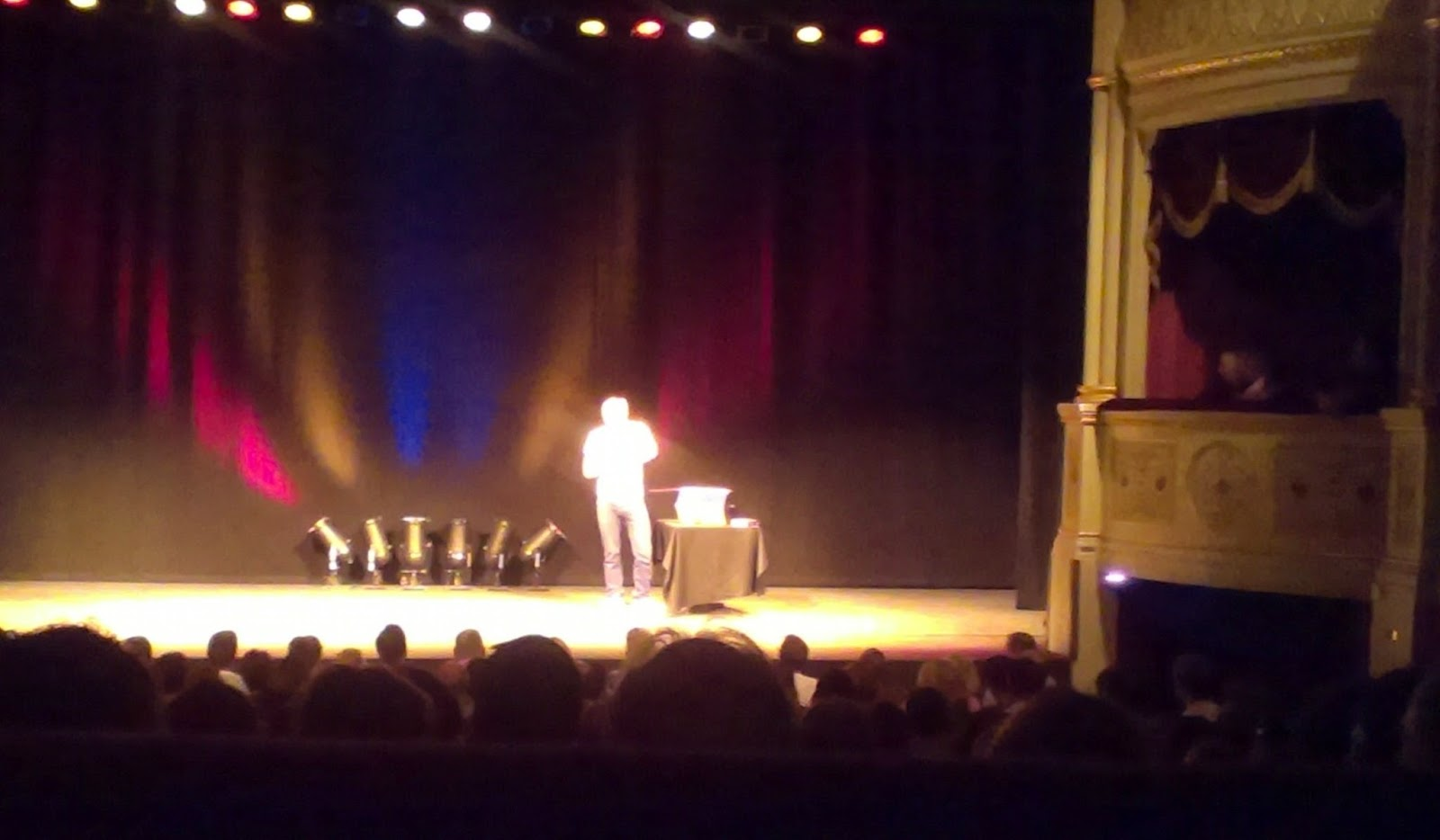 Russell Howard at Bath's Theatre Royal