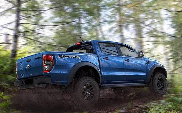 Ford Ranger Raptor (2020)
