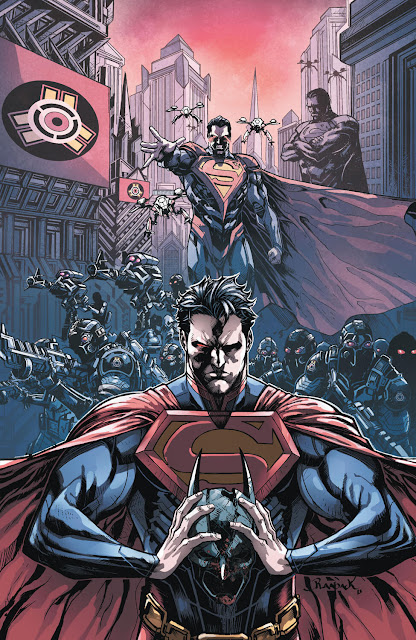 injustice gods among us superman comic
