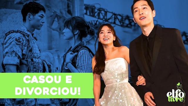 O conturbado casamento e divórcio do casal SongSong, de Descendentes do Sol