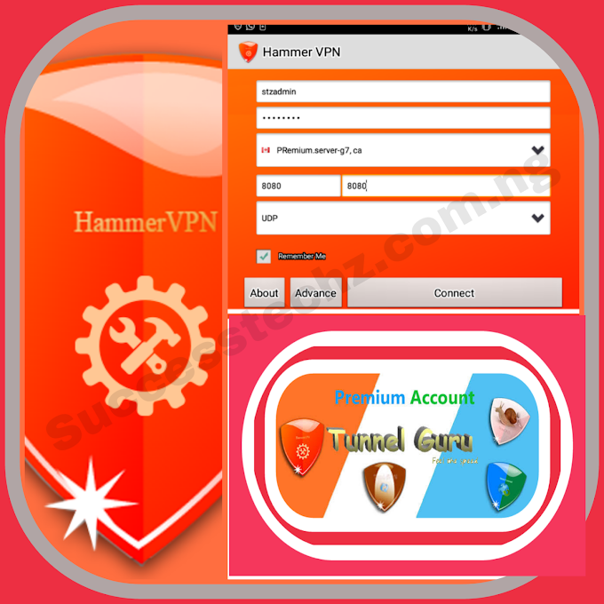 Premium Hammer VPN Account Now Available At An Affordable Price - Get Yours Now