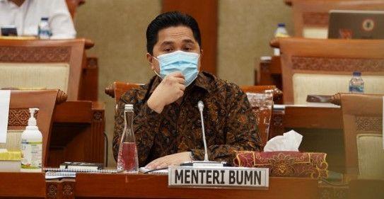 Deretan 'Borok' Erick Thohir Dibeberkan Relawan Jokowi, Ternyata Panjang