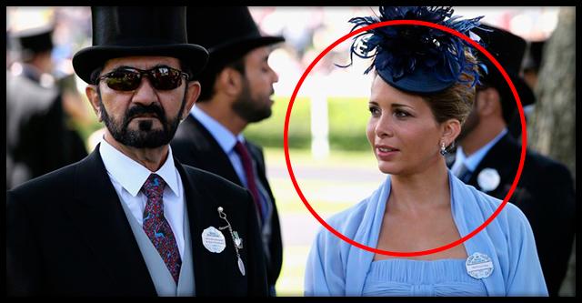 Жена правителя Дубая сбежала из страны, прихватив с собой детей и $50 миллионов