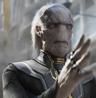 Avengers: Infinity War Concept Artist Shares Alternate Ebony Maw Look