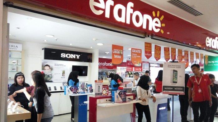 Lowongan Kerja PT Erafone - Retail Besar Smarthpone