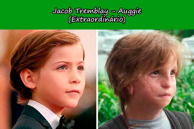 Jacob Tremblay - Auggie (Extraordinário)