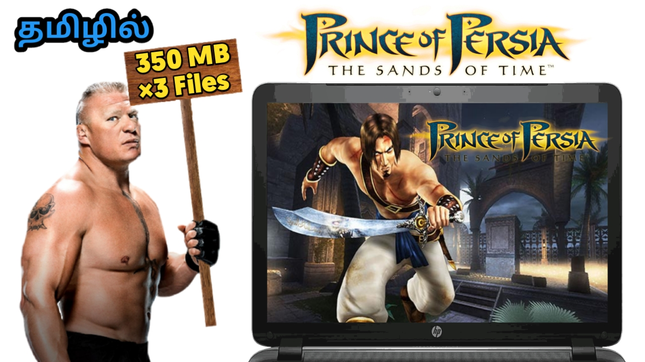 Nivas Tech Prince Of Persia Sand Of Time Game For Pc Or Laptop