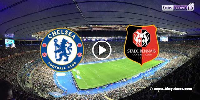 موعد مباراة رين وتشيلسي بث مباشر بتاريخ 24-11-2020 دوري أبطال أوروبا