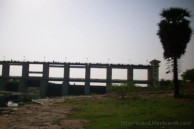 Noyyal River Dam