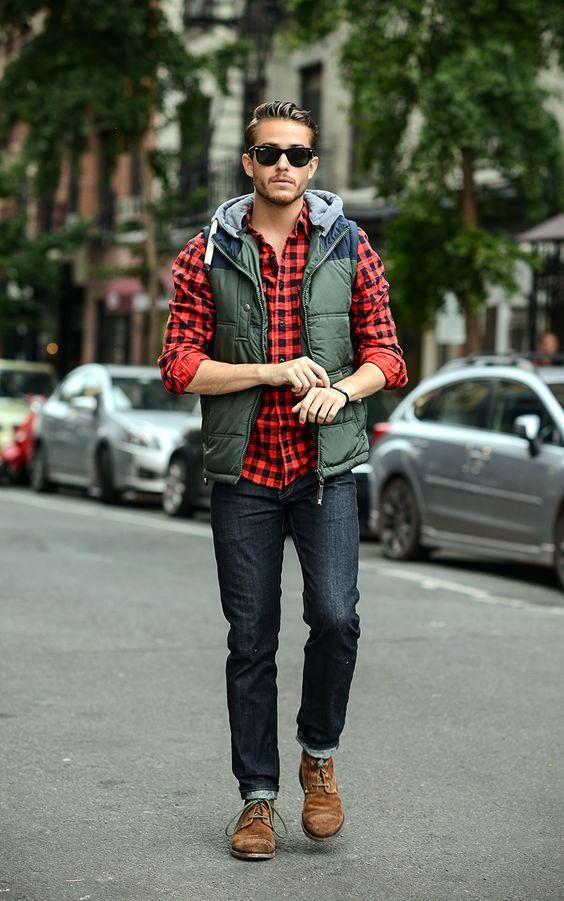 Model Rompi Atau vest yang sedang trend