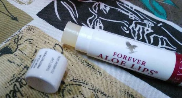 Forever Aloe Lip Balm Review