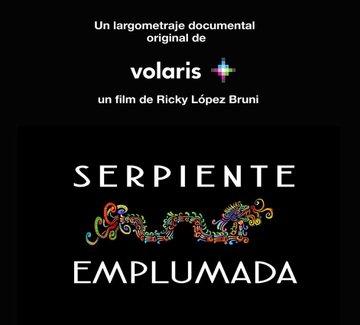 Volaris presenta el documental Serpiente Emplumada