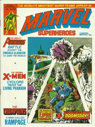 Marvel Superheroes #363