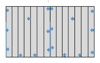desain rumah/gedung walet ukuran 4x8 m | petani walet