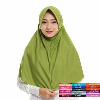 Jilbab Serut Jilbab Naja Jilbab Online Terbaru Konveksi jilbab Serut samping