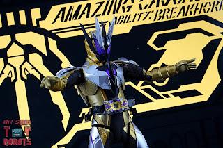 S.H. Figuarts Kamen Rider Thouser 15