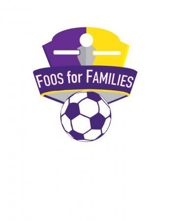 Foos for Families human foosball tournament