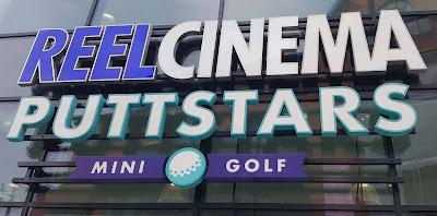Puttstars Mini Golf in Rochdale