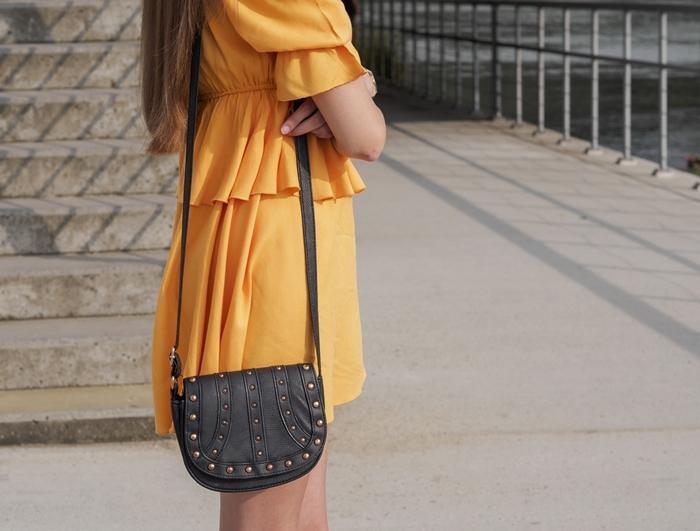 sukienka i torebka
