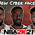 NBA 2K21 ALL UPDATED FACE SCAN FROM PATCH 1.07