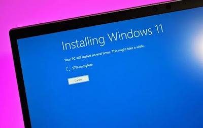 windows 11 installazione