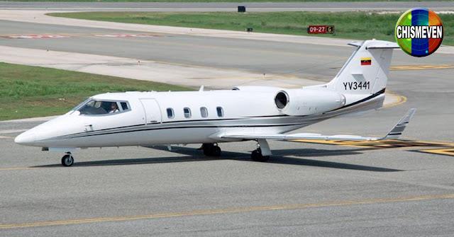 Alex Saab relacionado al avión lleno de armas incautado en Estados Unidos