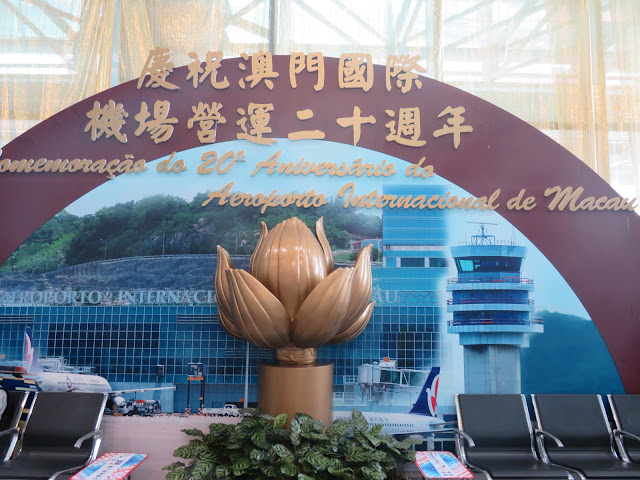 Aeroporto Internacional De Macau : Eu e os aviÕes aeroporto de macau china