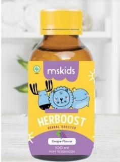 herboost ms kids