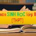 Sáng kiến kinh nghiệm môn Sinh học cấp THPT (SKKN môn Sinh học lớp 10, 11, 12)