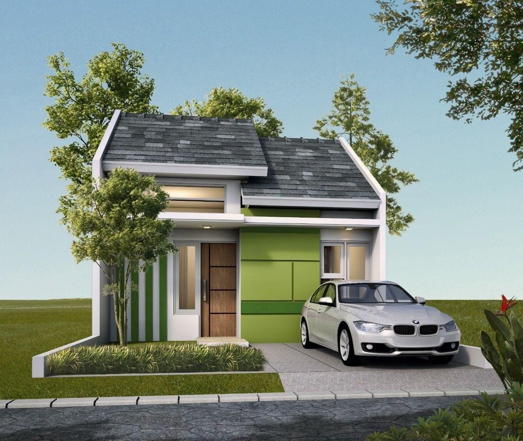 Kumpulan Desain Rumah Minimalis Modern Di Lahan Sempit Cocok Untuk Pedesaan Dan Perkotaan Homeshabby Com Design Home Plans Home Decorating And Interior Design