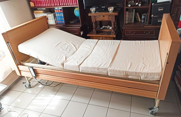 Ναύπλιο: Πωλειται ηλεκτρικό νοσοκομειακό κρεβάτι