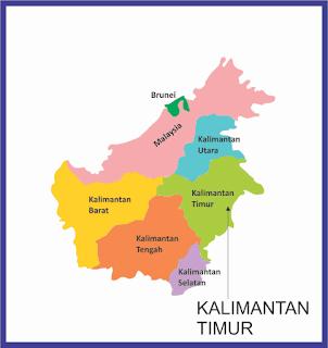lagu daerah dari provinsi kalimantan timur
