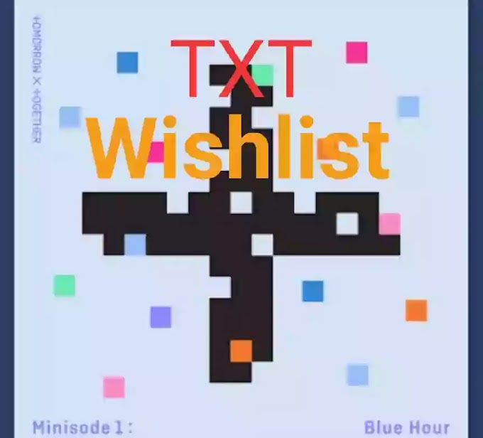 Wishlist Lyrics (English Translation) - TXT