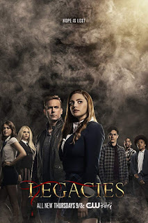How Many Seasons Of Legacies Are There?