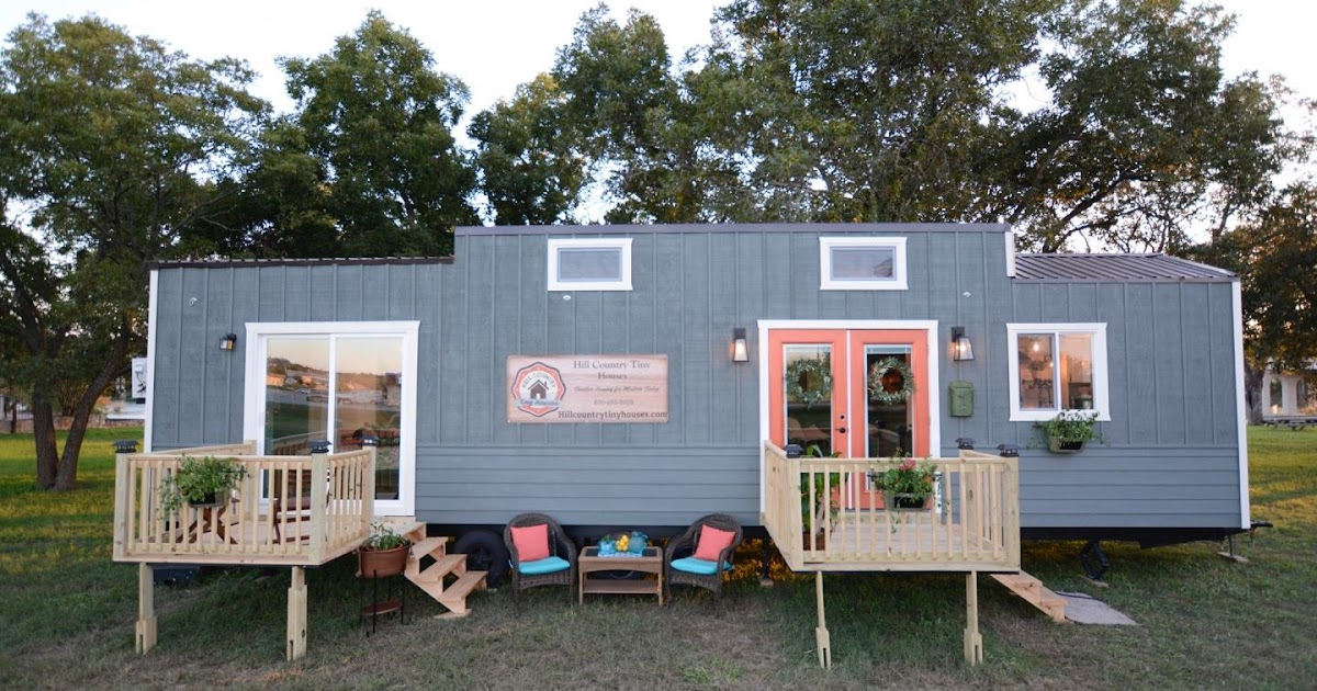 Tiny House Town Vintage Retreat From Hill Country Tiny Houses
