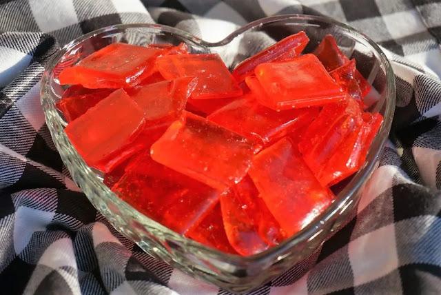 Hot Cinnamon Hard Candy