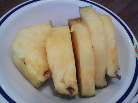 パイナップル ステーキガスト一宮尾西店8回目