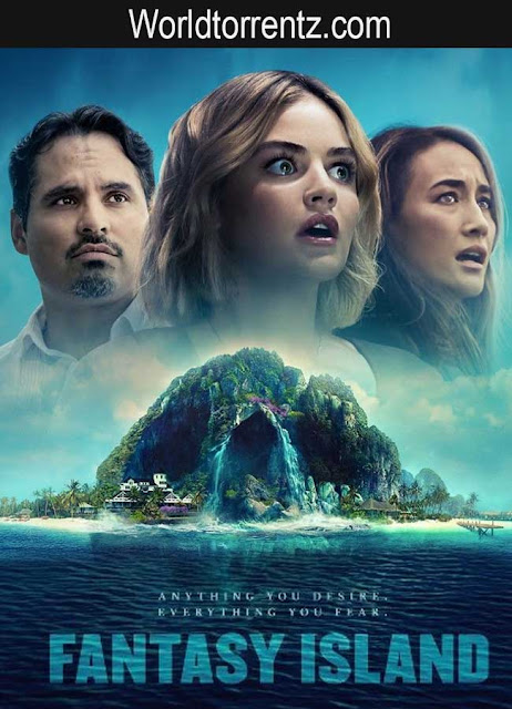 Fantasy Island (2020) 720p HDRip Dual Audio (Hindi+English) Download