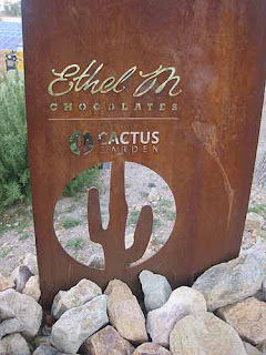 Ethel M Chocolates & Cactus Garden.