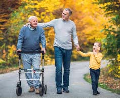 It is normally seen that aged people avoid indulging in any physical activity that encircled them into various diseases. The experts of Eden Burg University say that the risk of Dementia (losing memory gradually) reduces in the aged people as a result of exercising.