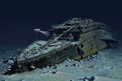 Θέλετε να περπατήσετε πάνω στο κατάστρωμα του Τιτανικού; Τώρα πλέον μπορείτε χάρη σε μια πρωτότυπη κρουαζιέρα