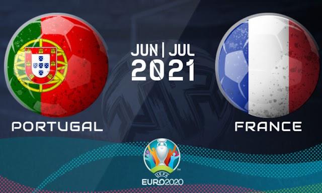 Πορτογαλία-Γαλλία: Ντέρμπι πρόκρισης σε ριμέικ του τελικού του Euro 2016