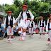 Cientos de personas asisten a los alardes del Erreka-Ortu en el encuentro 'Retuerto en danza'