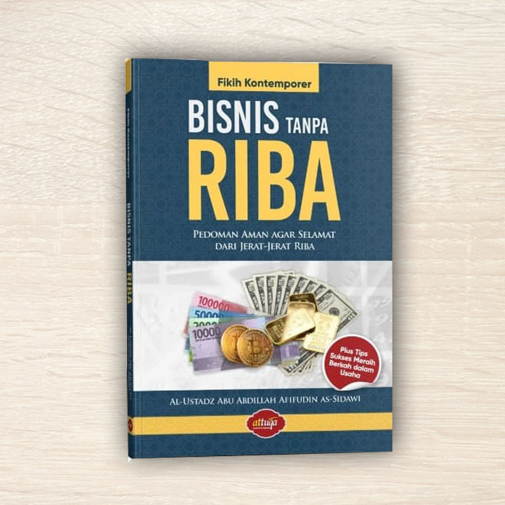 Buku Bisnis Tanpa Riba Attuqa