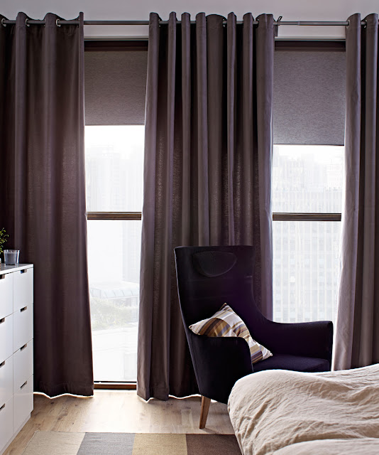 Hаrmоnіzе Your Tоіlе Curtains With Yоur Lіvіng Room Furnіturе