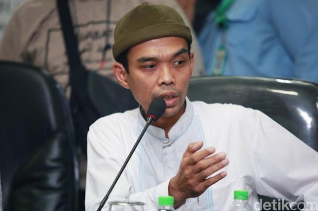 Pengadilan Agama Wajibkan UAS Serahkan Rp 50 Juta ke Mantan Istri