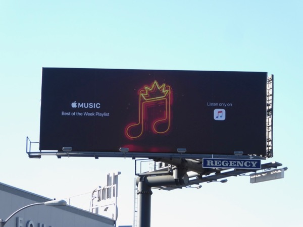 Apple Music Best of week playlist billboard