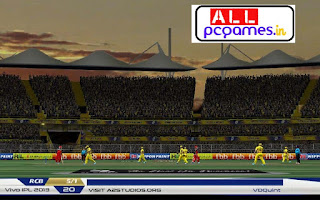 Vivo IPL 2019 Patch For Ea Sports Cricket 07 Free Download